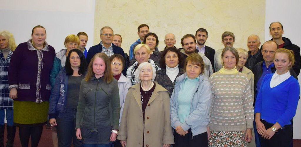 40 человек занимаются в пресвитерской школе Запорожья