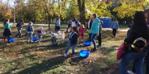 Христианские церкви Никополя организовали в городе праздник семьи