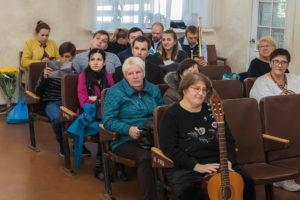 """Музыкальный концерт """"Любви негромкие слова"""" состоялся в Днепре"""