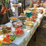 Праздничное угощение