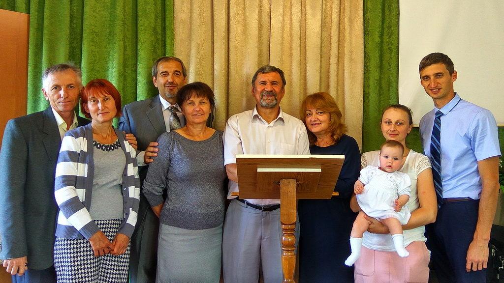 Пасторские семьи