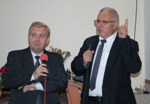 Алексей Опарин и Павел Шимек