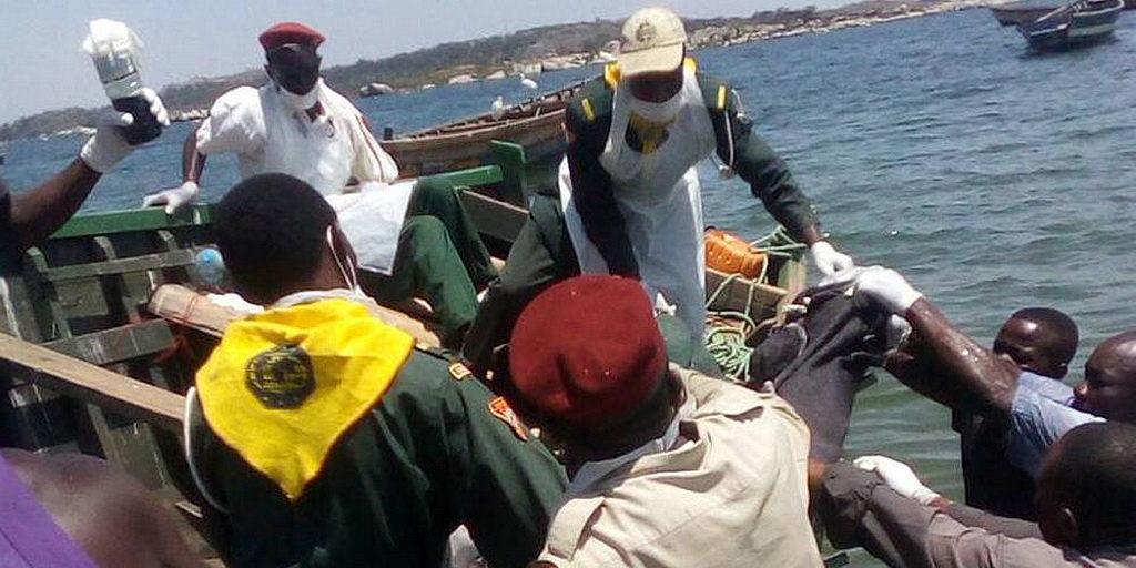 Одиннадцать адвентистов погибли в результате аварии парома в Танзании