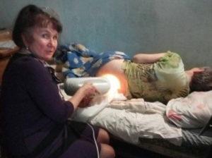 Днепровские адвентисты продолжают поддерживать инвалидов