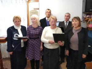 Петр Кривой рукоположен в сан пастора