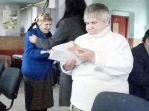 Программа «Тайный друг» работает среди взрослых в Обуховской церкви