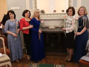 В Харькове звучали старые песни о главном