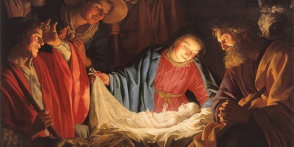 Почитать рождение Христа - значит радоваться Его служению