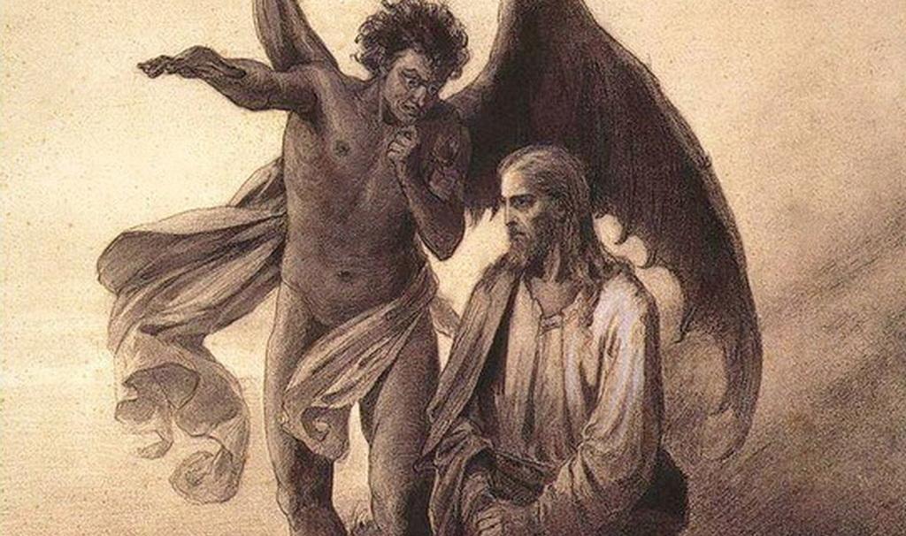 Искушение Христа