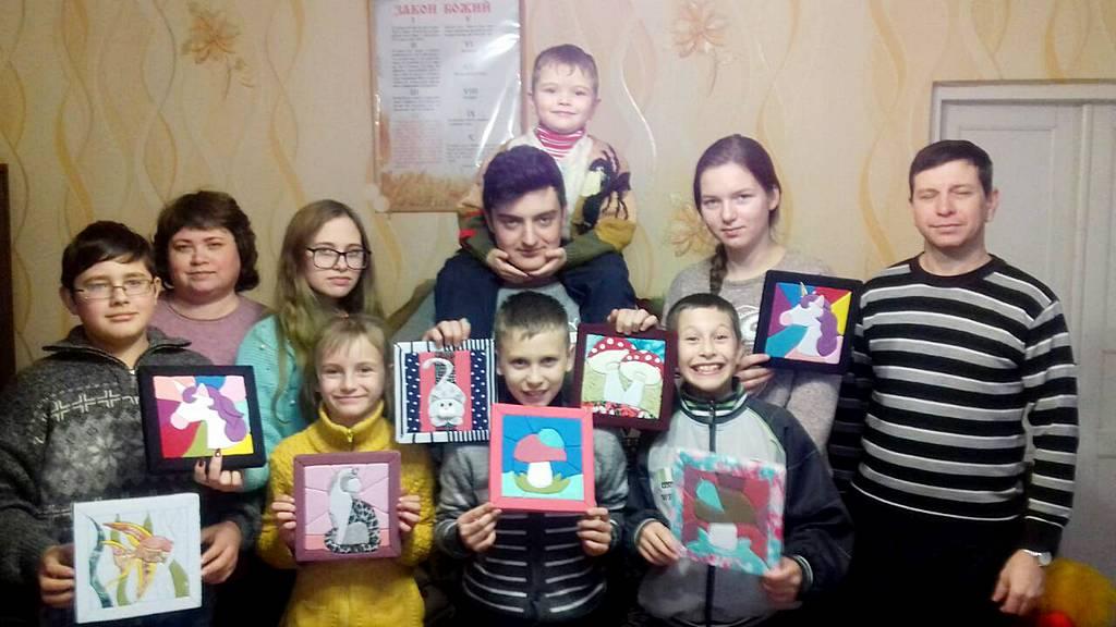 Во время каникул ребята из Покрова посещали каникулярную школу