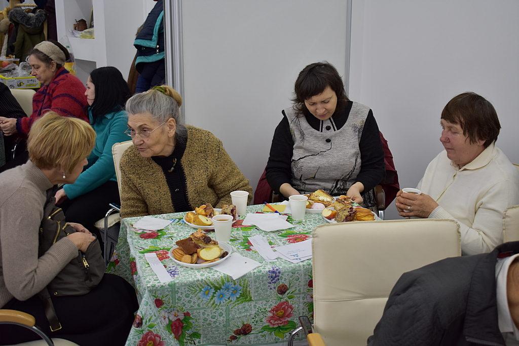Необычное субботнее богослужение прошло в Запорожье