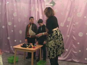 Праздник для детей организовала Никопольская община