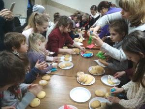 37 детей посетили социальную программу для детей из многодетных семей в Кривом Роге