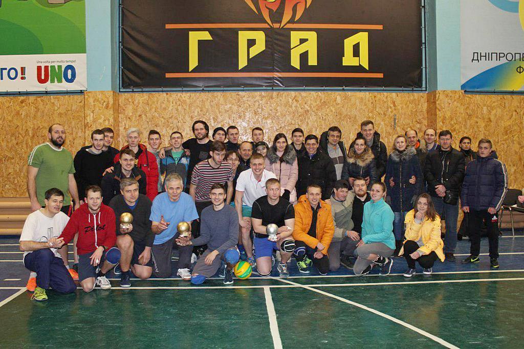 На благотворительном конференционном волейбольном турнире собирали деньги для лечения Геннадия Чурсина