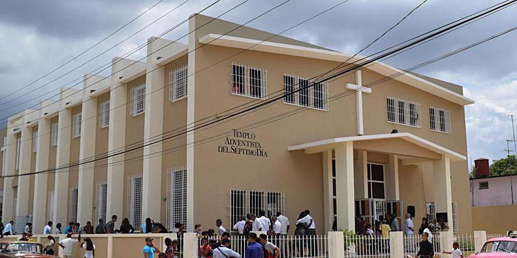 Через два года местная церковь на Кубе стала процветающей