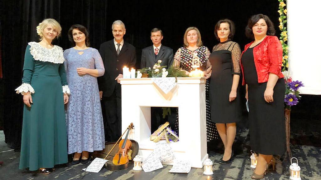 В городах Днепре и Харькове прошли Вечера романса «Говоря о любви…»