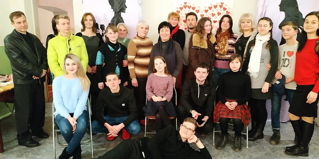 Адвентисты Никополя рассказали землякам о секретах счастливой семьи