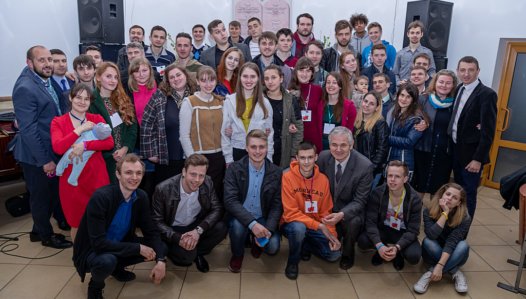 В Харькове состоялась молодежная библейская конференция и викторина