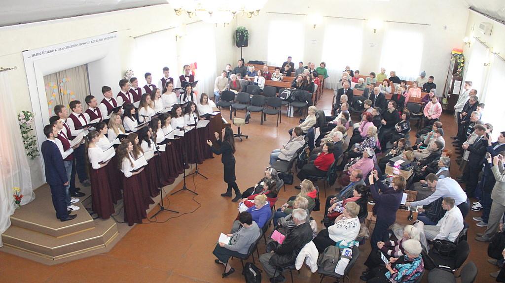 25-летний юбилей отпраздновала шестая община Днепра
