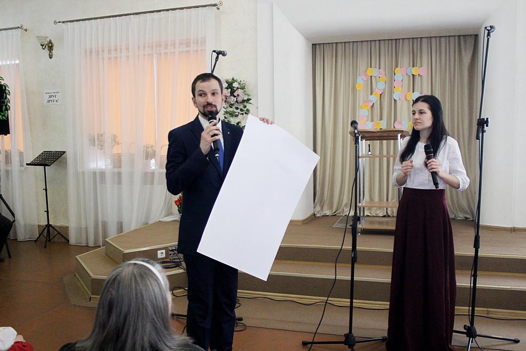 Ведущие программы семья Василенко