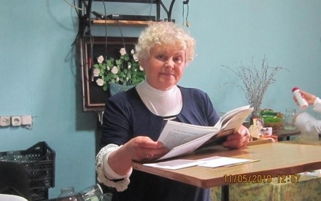 Библейскую викторину провели гости из Днепра в Доме милосердия