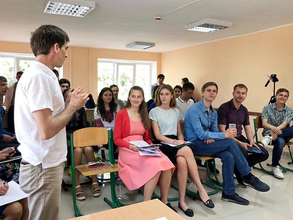 В Буче на территории УГИ состоялась завершающая сессия Школы Молодежных Лидеров