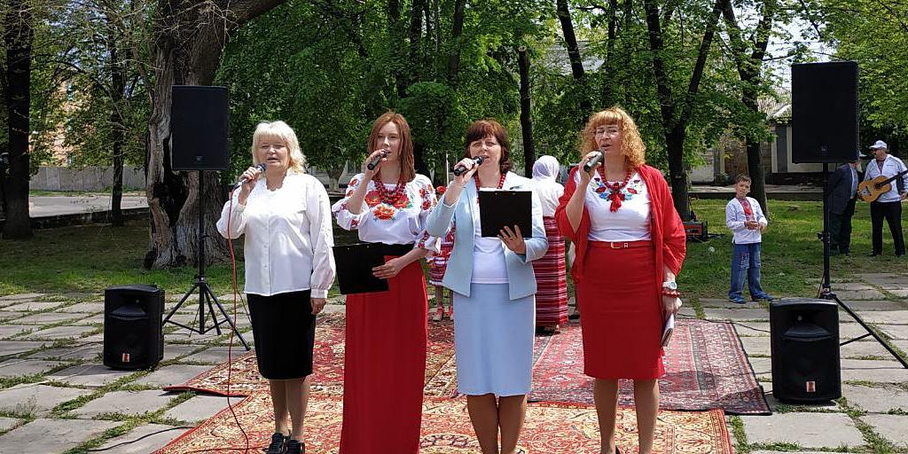 Адвентисты Никополя организовали праздник для земляков