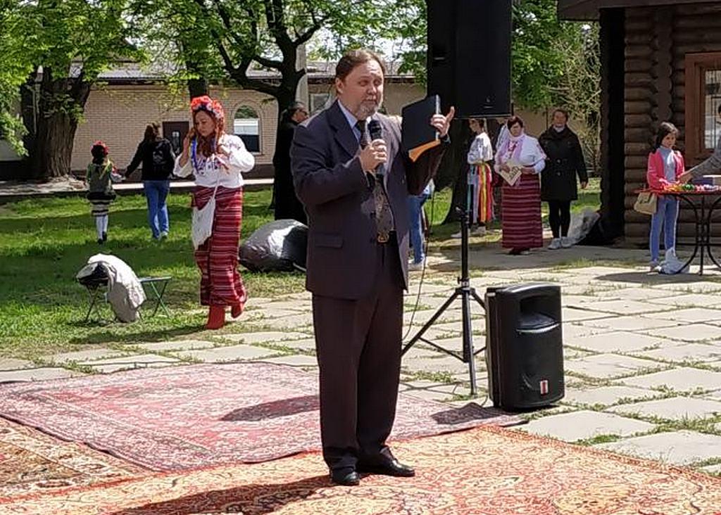 Пастор Виктор Хлонь