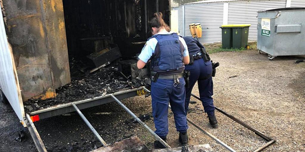 Местная адвентистская церковь в Австралии пострадала в результате кражи и поджога