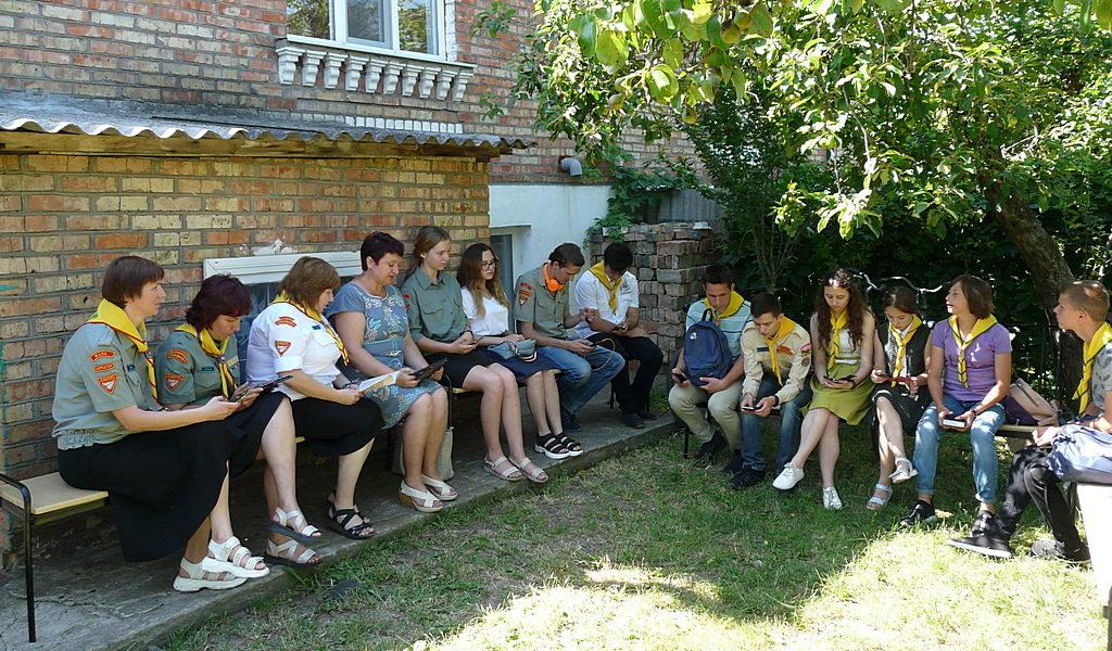Молодежный класс субботней школы