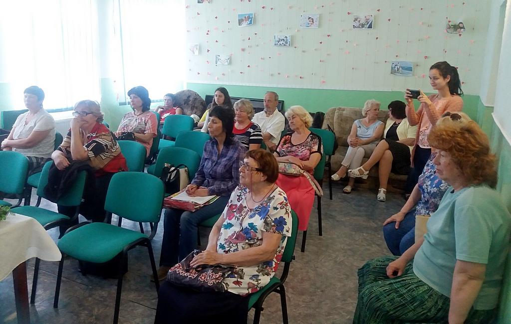 Адвентисты Никополя приглашают земляков на клуб здоровья