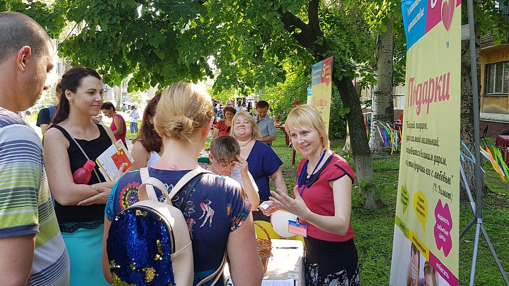 Адвентистская церковь провела в Славянске Фестиваль семьи