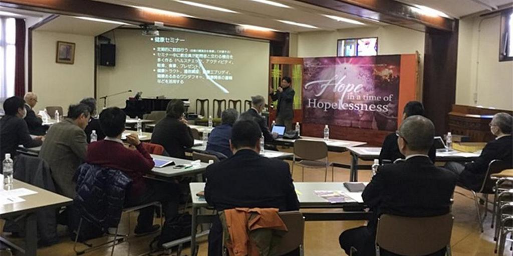 Лучшая радиостанция в Японии отдает предпочтение адвентистской программе здоровья