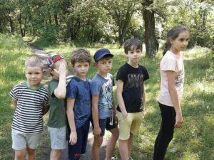 Подростки из Днепра на лагере учились у царя Давида