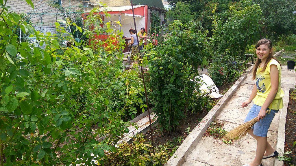 Адвентистская община города Балаклея готовится к весенней евангелизации