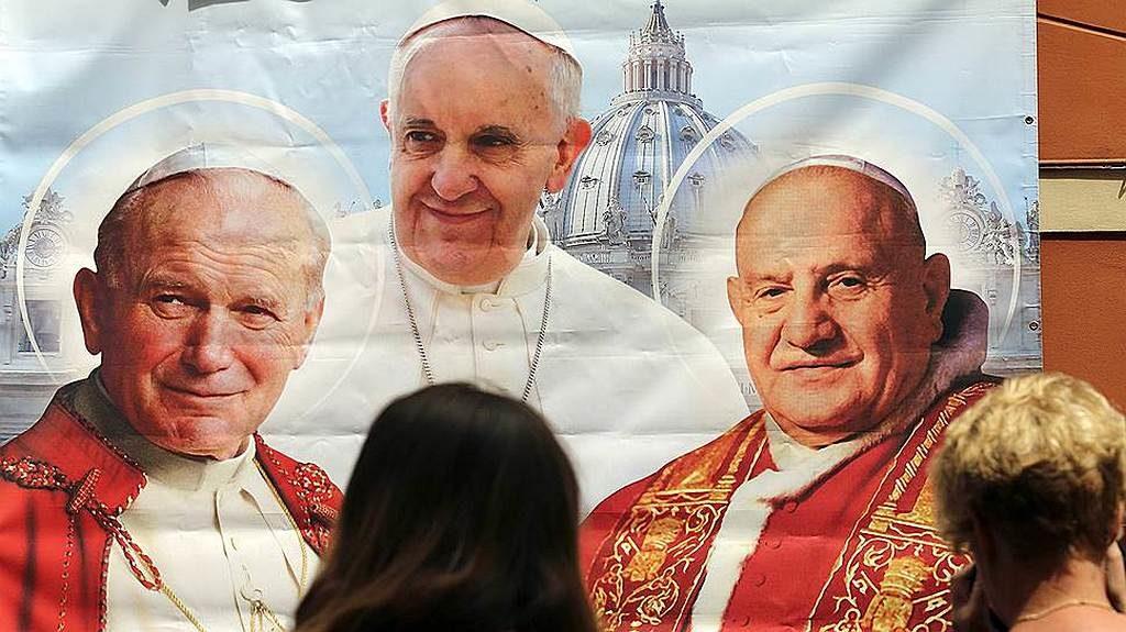 Римско-католическая церковь – преемственность и перемены. Понтификат Иоанна Павла II, Бенедикта XVI и Франциска