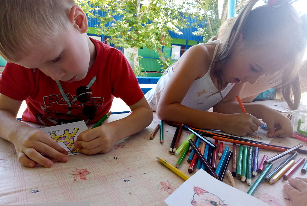 Детский лагерь «Действуй!» помог отдохнуть его 250 участникам