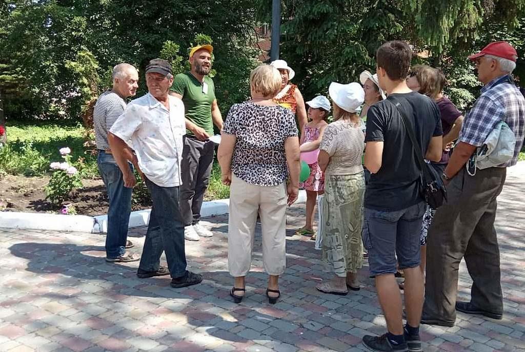 Объединенная команда специалистов провела программу Выставка Здоровья в Новомосковске