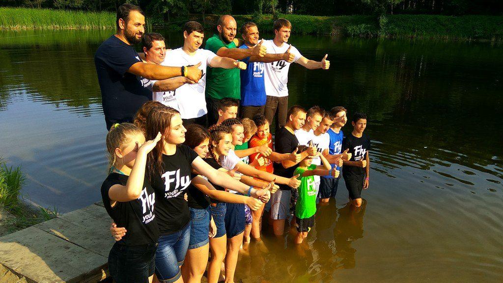 После крещения в субботу