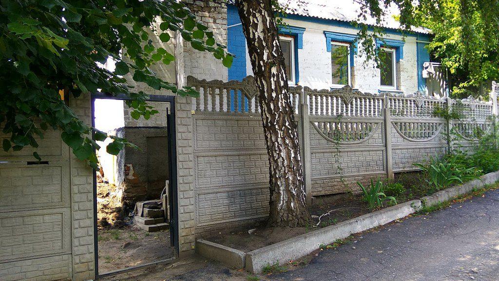 Здание Купянской церкви