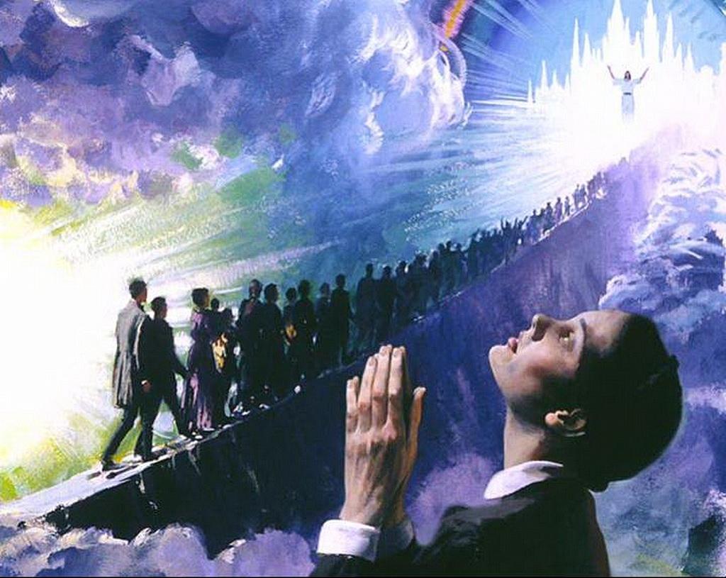 Какой молитвой молилась Эллен Уайт?