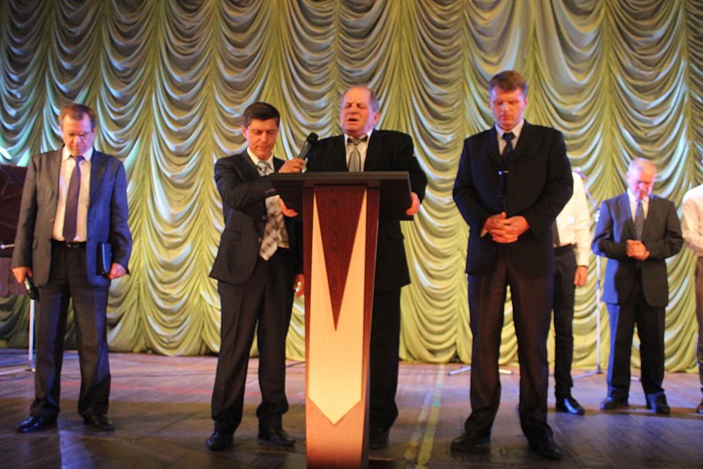 Молитва покаяния за пасторов Василия Кашталяна