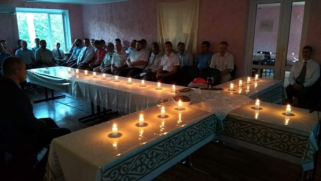 Перша Польова школа для служителів об'єднаної Східно-дніпровської конференції відбулась на Дніпропетровщині