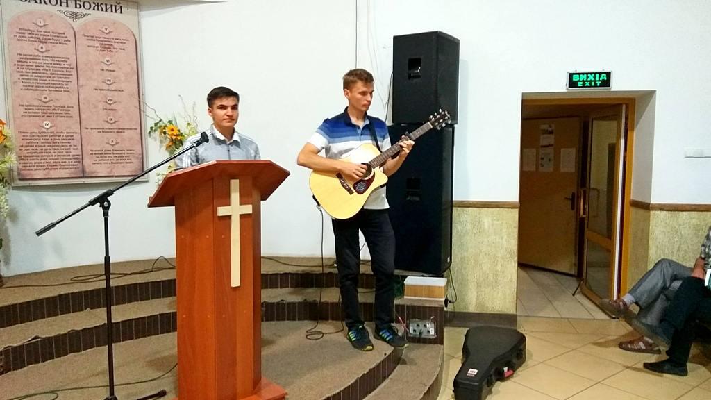 Ночь бдения провели харьковские адвентисты