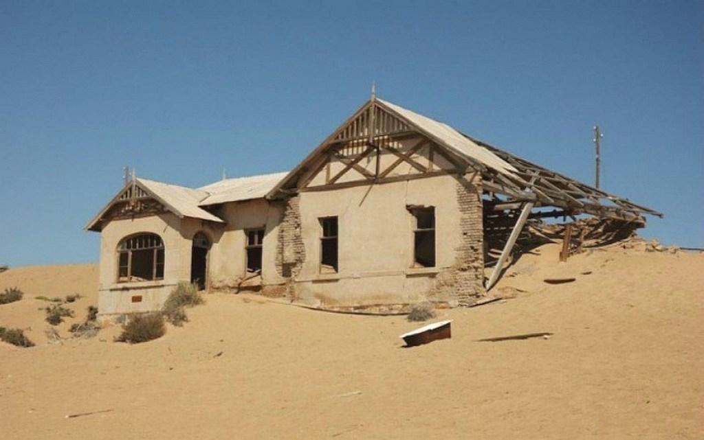 Дом, построенный на песке