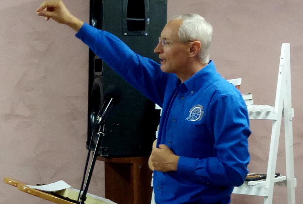 Сергій Луцький, директор відділу здоров'я та капеланського служіння адвентистської церкви в Україні