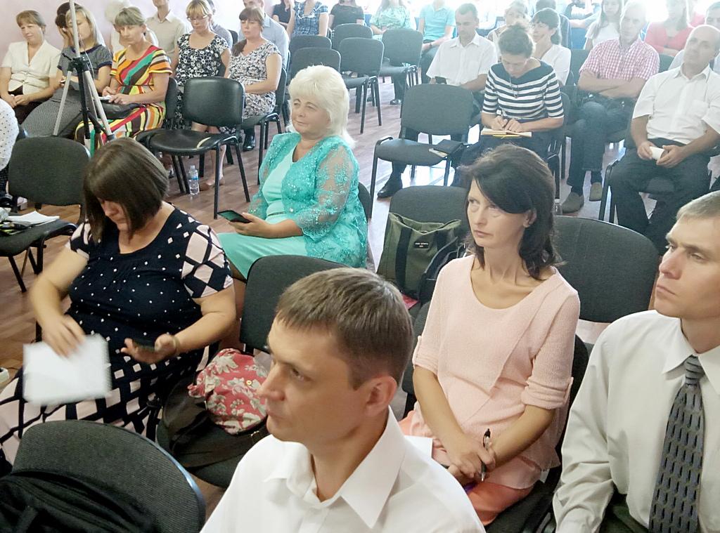 """Другий всеукраїнський форум соціального служіння """"Подаруй надію"""" відбувся у Новомосковську, Дніпропетровської області"""