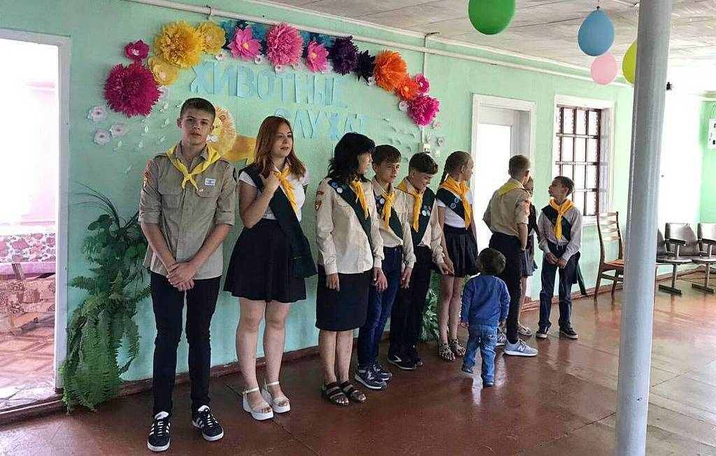 36 детей из Первомайского участвовали в каникулярной школе