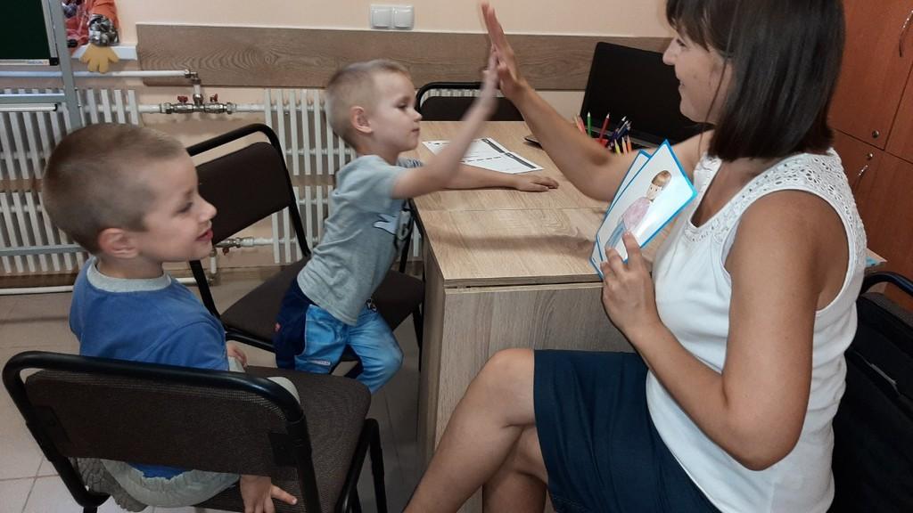 В Кривом Роге начал работу второй Центр Раннего Развития