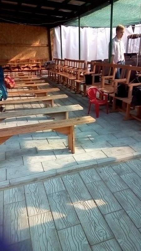 В Белоконевке открыт молитвенный дом
